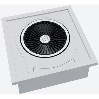 """Ap Design Einsatz """"Abdunst / Lüfter"""" zu Design Indoor Grilltisch """"a la carte"""""""
