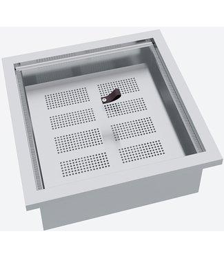 """Ap Design Einsatz """"Steamer Elektrisch"""" zu Design Grill Tisch """"a la carte"""""""