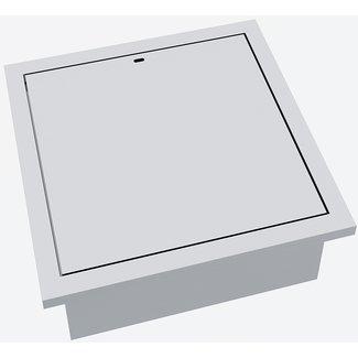 """AP Design Metall Luzern Einsatz """"Teppanyaki"""" für Elektrobetrieb, Design Grilltisch """"a la carte"""""""