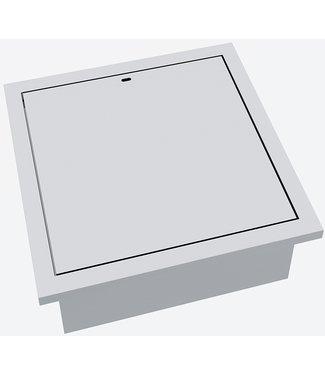 """Ap Design Einsatz """"Teppanyaki"""" für Elektrobetrieb, Design Grilltisch """"a la carte"""""""