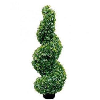 Fink-Living Buchsbaum  ``Twist`` Spirale aus Kunststoff