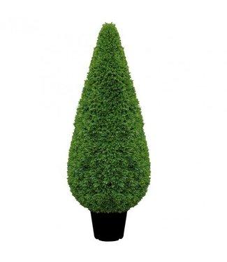 Fink-Living Online Shop Fink-Living Buchsbaum  ``Cone``  aus Kunststoff