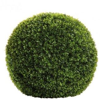 Fink-Living Buchskugel ``Buxus`` aus Kunststoff · grün natürlich wirkend