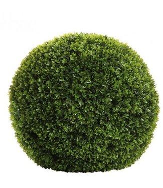 Fink-Living Online Shop Buchskugel ``Buxus`` aus Kunststoff · grün natürlich wirkend