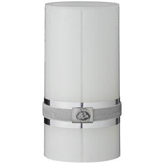 Lene Bjerre LED PILLAR CANDLE WHITE 15 CM.
