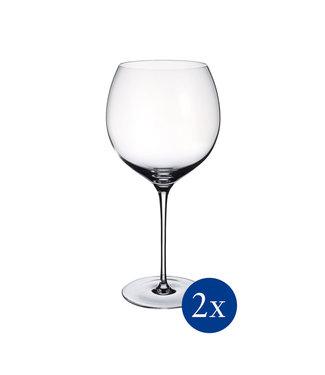 Villeroy & Boch  Villeroy & Boch  Allegorie Premium Rotweinglas, 2 Stück, für Burgunder Grand Cru