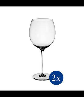 Villeroy & Boch  Villeroy & Boch  Allegorie Premium Rotweinglas, 2 Stück, für Burgunder