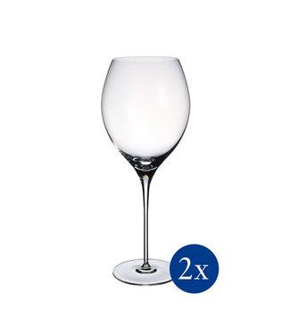 Villeroy & Boch  Villeroy & Boch  Allegorie Premium Rotweinglas, 2 Stück, für Bordeaux Grand Cru
