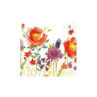 Villeroy & Boch Villeroy & Boch  Papier Servietten Anmut Flowers 33x33cm