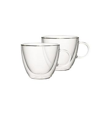 Villeroy & Boch  Villeroy & Boch  Artesano Hot&Cold Beverages Tasse Grösse L Set 2 tlg. 95mm