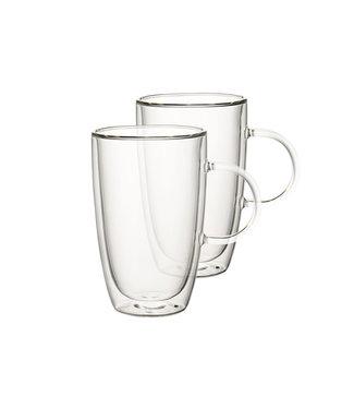 Villeroy & Boch  Villeroy & Boch  Artesano Hot&Cold Beverages Tasse Grösse XL Set 2 tlg. 140mm