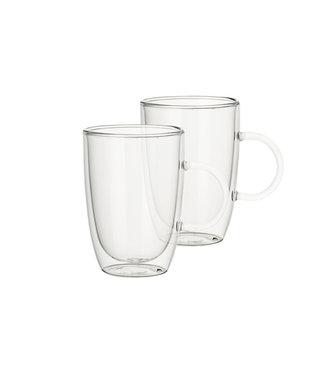 Villeroy & Boch  Villeroy & Boch Artesano Hot&Cold Beverages Tasse Universal Set 2 tlg. 122mm