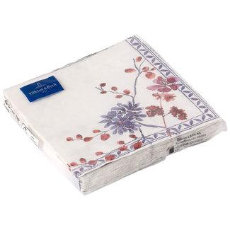 Villeroy & Boch Villeroy & Boch  Papier Servietten Artesano Provencal Lavendel 33x33cm