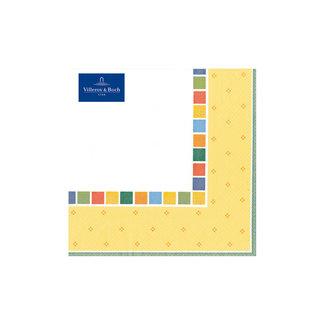 Villeroy & Boch Villeroy & Boch Papier Servietten Twist Alea 33x33cm
