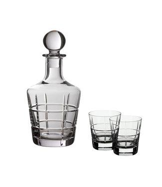 Villeroy & Boch  Villeroy & Boch  Ardmore Club Whisky-Set, 3-teilig