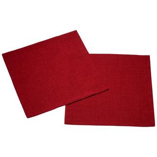 Villeroy & Boch Villeroy & Boch Textil Uni TREND Serviette rot26S2 40x40cm