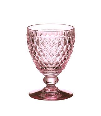 Villeroy & Boch  Villeroy & Boch  Boston Coloured Rotweinglas Rose