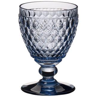 Villeroy & Boch Villeroy & Boch Boston Coloured Weissweinglas Blue