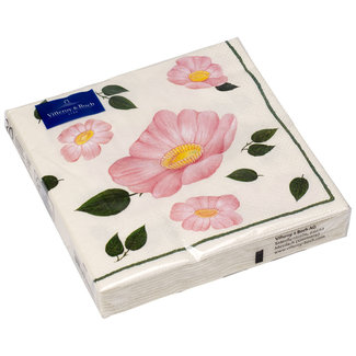 Villeroy & Boch Villeroy & Boch Papier Servietten Wild Rose Papierserviette 33x33cm
