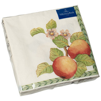 Villeroy & Boch Villeroy & Boch  Papier Servietten French Garden Modern Fruits 33x33cm