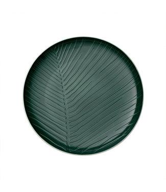 Villeroy & Boch  Villeroy & Boch   like. by Villeroy & Boch it's my match Green Teller Leaf