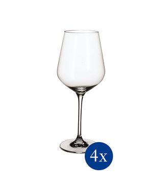 Villeroy & Boch  Villeroy & Boch  La Divina Rotweinglas, 4 Stück
