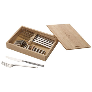 Villeroy & Boch Villeroy & Boch NewWave Steakbesteck-Set 12-teilig