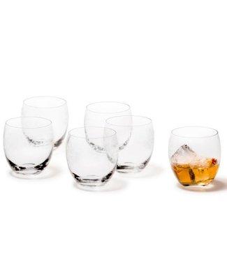 Leonardo Leonardo Whiskyglas Chateau 4 dl, 6 Stück, Transparent
