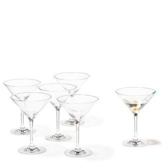 Leonardo Leonardo Cocktailglas Ciao 2 dl, 6 Stück, Transparent