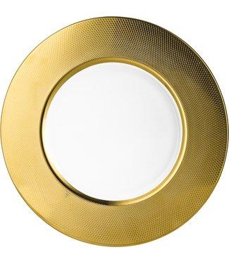 Eisch Glas Eisch Platzteller 35 cm gold Aurea
