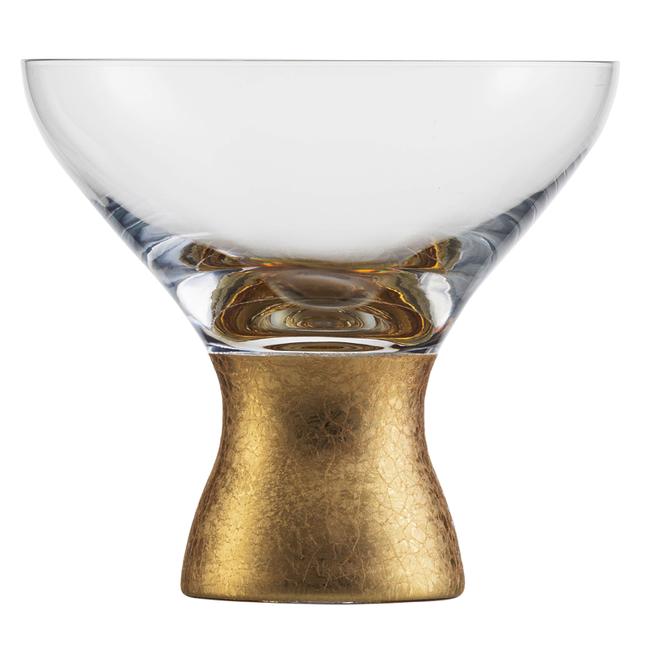 Eisch Glas Eisch Eisschale 521/62 gold Gold Rush