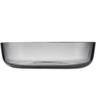 Eisch Glas Eisch Schale 17 cm grau Cali
