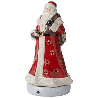 Villeroy & Boch VILLEROY & BOCH Christmas Toys Memory Santa 23x24x45cm