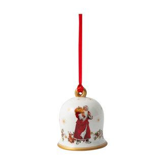 Villeroy & Boch VILLEROY & BOCH Annual Christmas Edition Glocke 2020, 6 x 6 x 7 cm