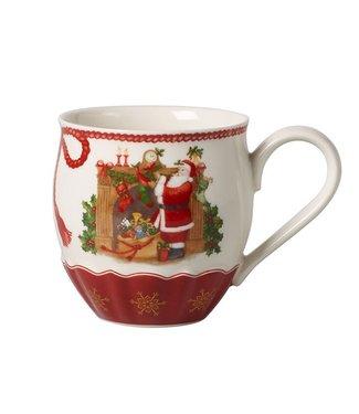 Villeroy & Boch VILLEROY & BOCH Annual Christmas Edition Jahresbecher 2019, 530 ml