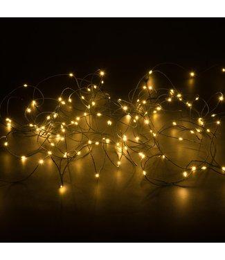 SIRIUS Sirius LED-Lichterkette Slim Line 24 m Grün, mit 160 LED, Outdoor