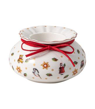 Villeroy & Boch Online Store VILLEROY & BOCH Toy's Delight Decoration Teelichthalter Dose, 10 x 6 cm