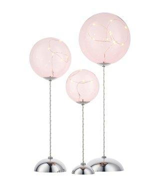 SIRIUS Sirius LED Dekolicht Trio Magnum Pure Gross, Pink