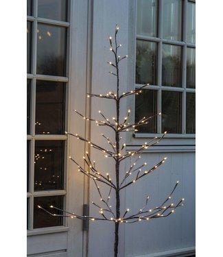 SIRIUS Sirius Weihnachtsbaum Alex 210 cm beschneit mit 480 LED