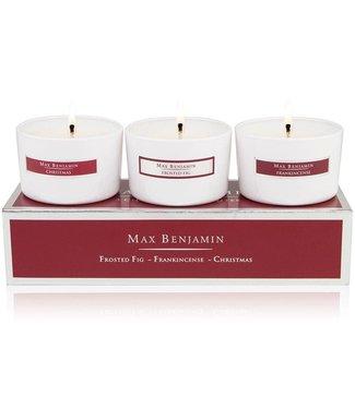 Max Benjamin MAX BENJAMIN Parfumierte Kerze