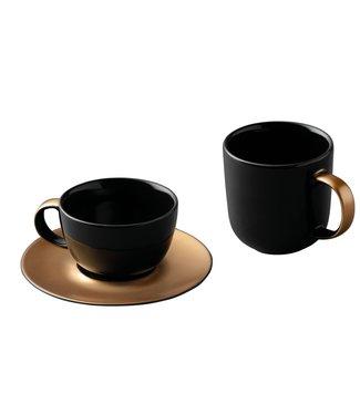 BergHOFF  BergHOFF Kaffeetasse Gem Line 0.55 l, 2 Stück