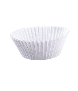 Kaiser Kaiser Muffin-und Cupcake Backförmchen weiss 7cm 200 Stück