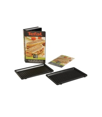 TEFAL Tefal Plattenset Snack Collection Panini
