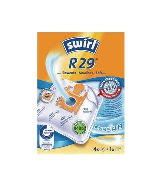 TEFAL Swirl Staubfilterbeutel R 29 4 Stück