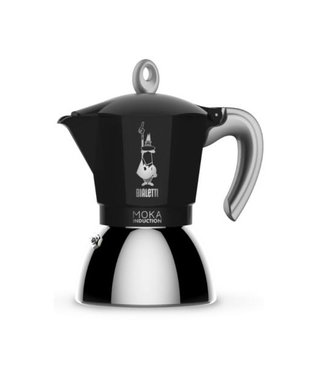 Bialetti Bialetti Espressokanne New Moka Induktion Schwarz, 4 Tassen CHF 45.00