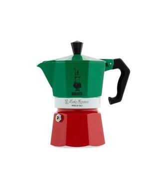 Bialetti Bialetti Espressokanne Moka Express Italia 3 Tassen