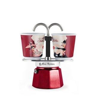 Bialetti Bialetti Espressokanne Seduttore inkl. 2 Tassen