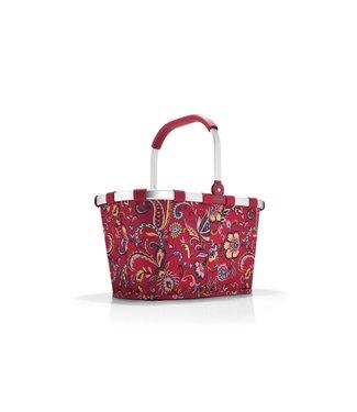 Reisenthel  Reisenthel Einkaufskorb Carrybag Paisley Ruby