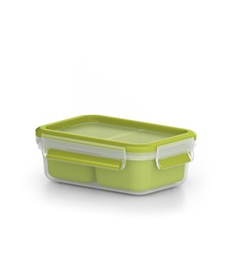 Emsa Emsa Lunchbox Clip & Go Grün