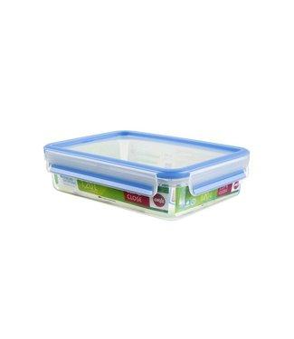 Emsa Emsa Vorratsbehälter Clip & Close 1.2 l, Transparent